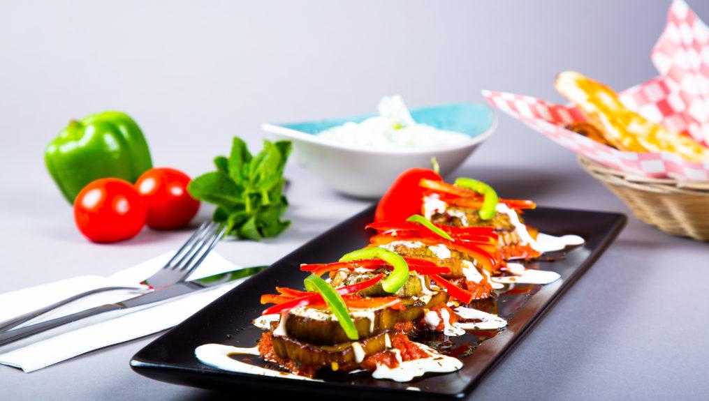 Eggplant Borani